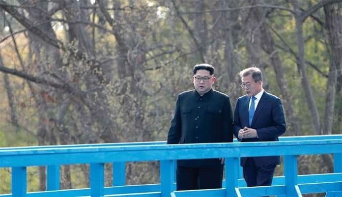 Na Busca Pela Paz Coreana: Um Novo Começo Com A Declaração De Panmunjeom